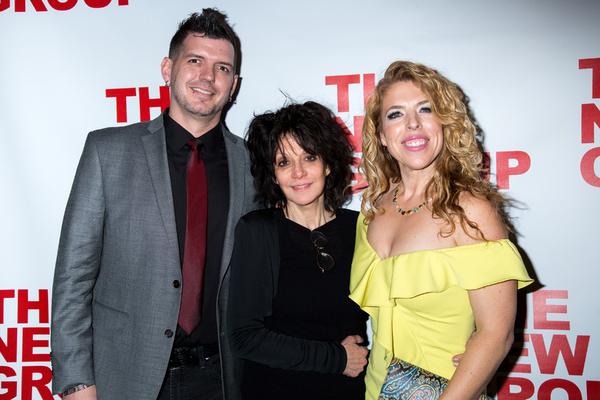 Ethan Popp, Amy Heckerling, Kristin Hanggi