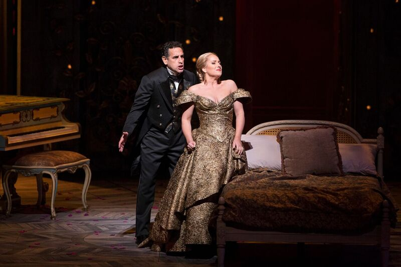 VERDI'S LA TRAVIATA To Be Streamed at GREENBRIER VALLEY THEATRE In A Partnership With Live at the Met HD!