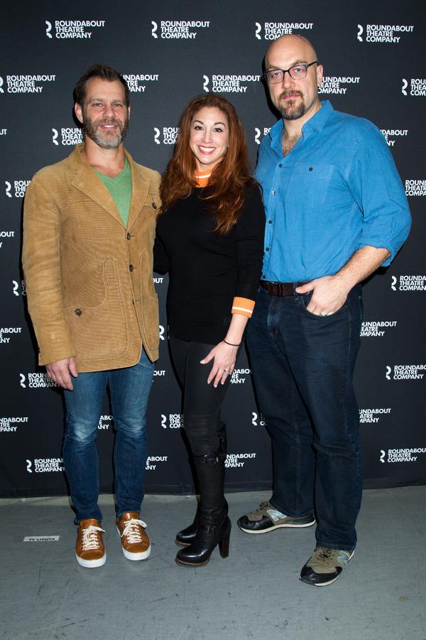 Noah Brody, Lorin Lotarro, Alexander Gemignani