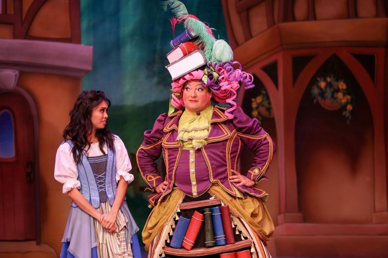 BWW Review: BEAUTY AND THE BEAST - A CHRISTMAS ROSE Panto Delights at Laguna Playhouse