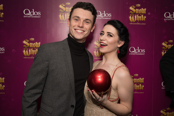 Charlie Stemp and Danielle Hope Photo