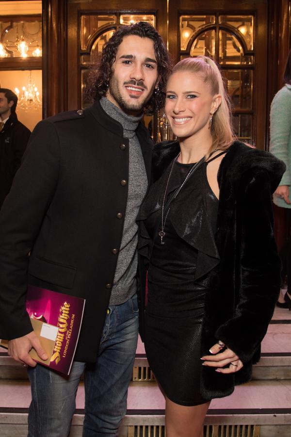 Photo Flash: Inside the Gala Night For SNOW WHITE at the London Palladium