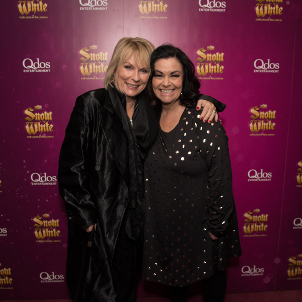 Jennifer Saunders, Dawn French