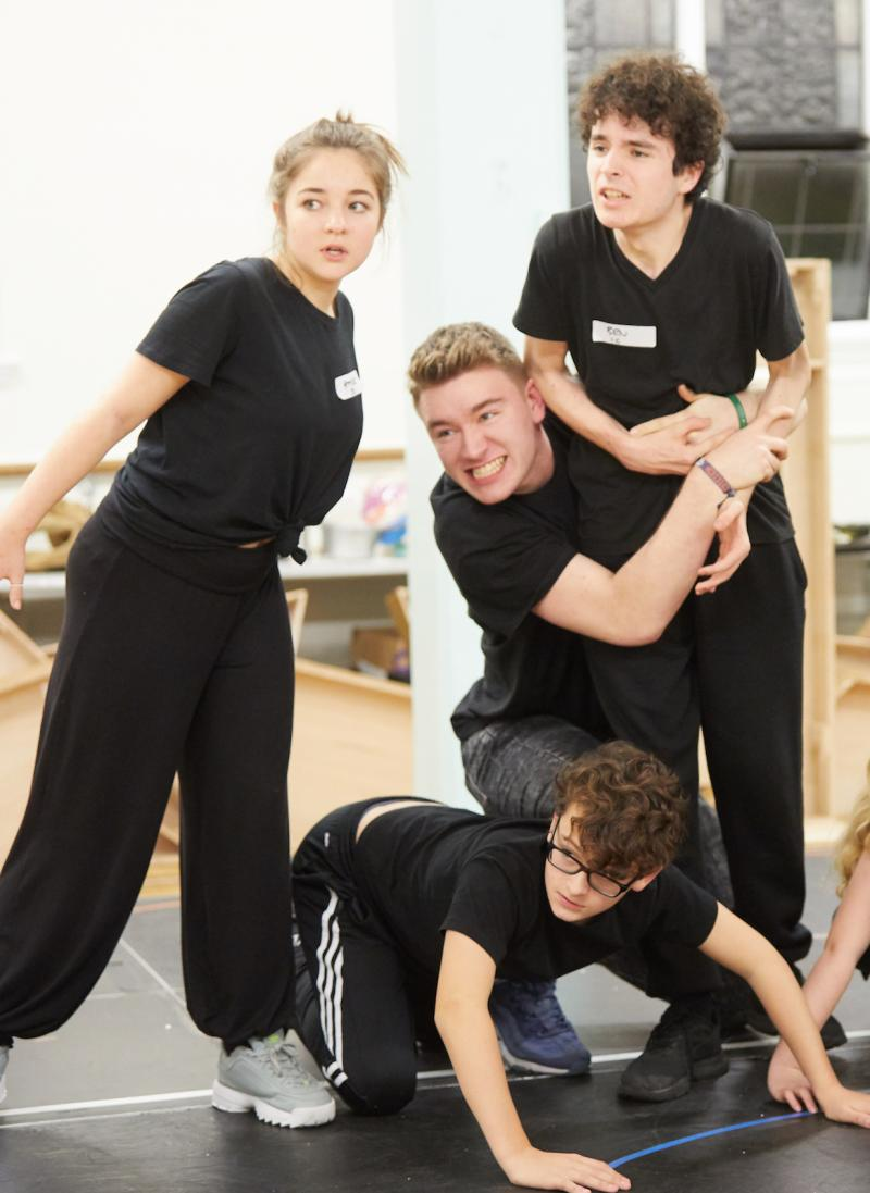 Guest Blog: Ciaran McConville On Rose Youth Theatre and HANSEL & GRETEL
