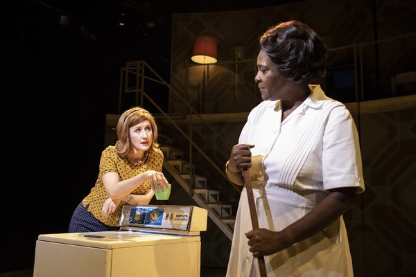 Lauren Ward and Sharon D. Clarke Photo