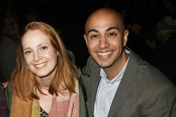 Photo Flash: Barrow Street Theatricals Celebrates Opening Night of NASSIM!