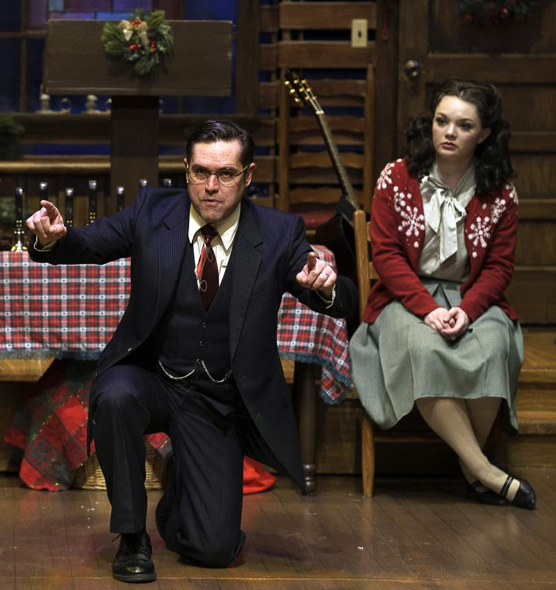 BWW Review: Cumberland County Playhouse Sends SANDERS FAMILY Off With Heartfelt Emotion
