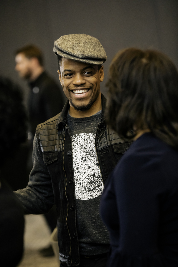 Steppenwolf ensemble member Jon Michael Hill