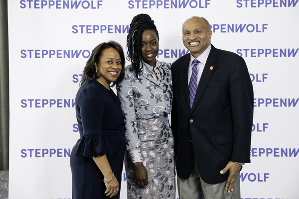 10th Anniversary Co-Chair and Steppenwolf Trustee  Stephanie Smith, 10th Anniversary  Photo