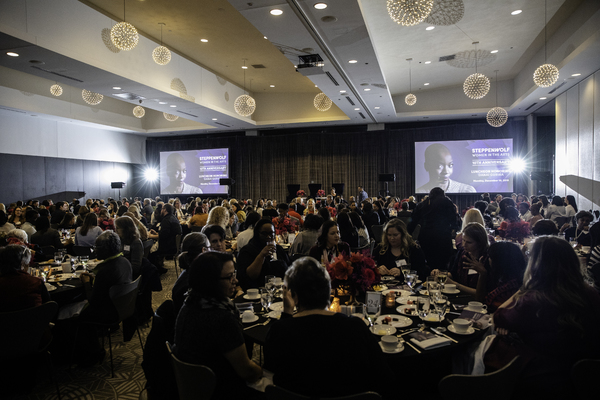 Photo Flash: Steppenwolf Honors Actor and Playwright Danai Gurira At Annual Women in the Arts Luncheon