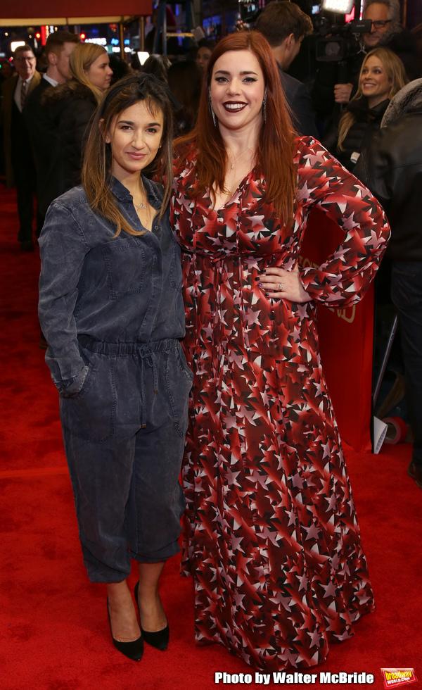 Sas Goldberg and Alysha Umphress