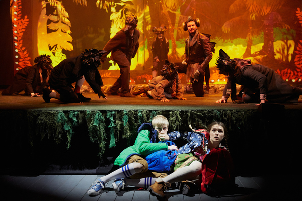 Photo Flash: First Look at Rose Theatre Kingston's HANSEL & GRETEL