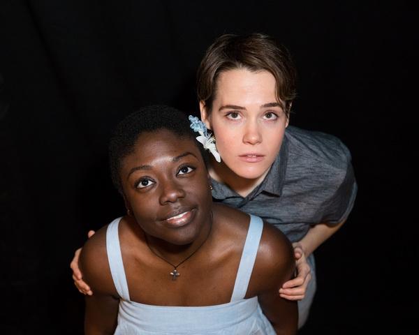 Kearstyn Keller and Adia Alli Photo