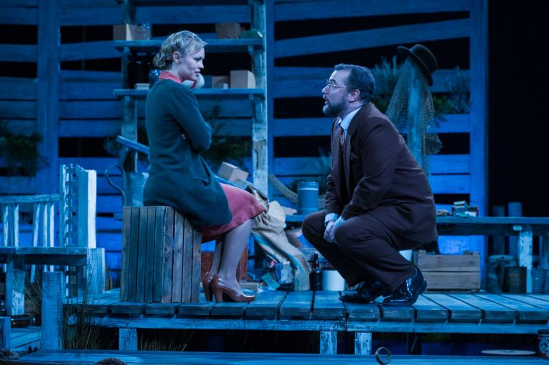 BWW Review: Rich and Rewarding TALLEY'S FOLLY at Theater J