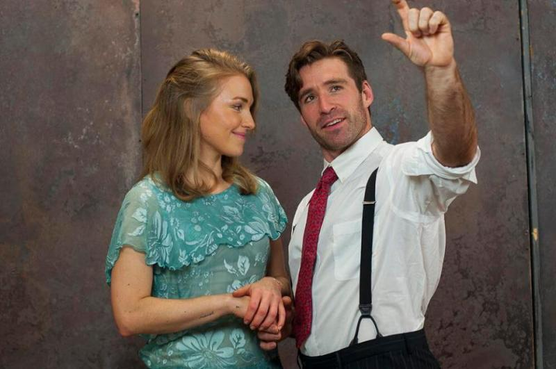 West Virginia Public Theatre's IT'S A WONDERFUL LIFE Opens At The WVU Creative Arts Center!