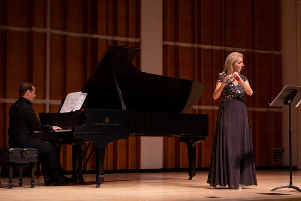 Photo Flash: PREFORMANCES WITH ALLISON CHARNEY Continues Tenth Anniversary Season At Merkin Concert Hal