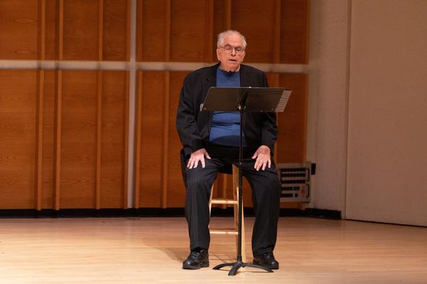 Photo Flash: PREFORMANCES WITH ALLISON CHARNEY Continues Tenth Anniversary Season At Merkin Concert Hal