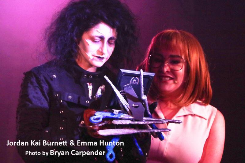 BWW Review: A Razor-Sharp SCISSORHANDS - A MUSICAL Totally Slays!!!