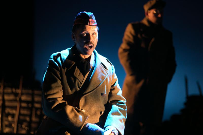 BWW Review: SAN DIEGO OPERA'S ALL IS CALM: THE CHRISTMAS TRUCE OF 1914 at the Balboa Theatre