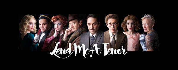 Photo Flash: Meet the Cast of RTC's LEND ME A TENOR