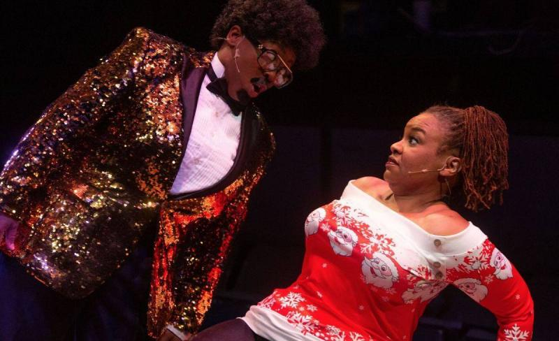 BWW Review: SOLSTICE: A NEW HOLIDAY ADVENTURE at Theatre Three Departs from the Usual Pattern