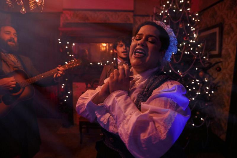 BWW Review: THE CHRISTMAS CAROL EXPERIENCE at The Wren's Nest