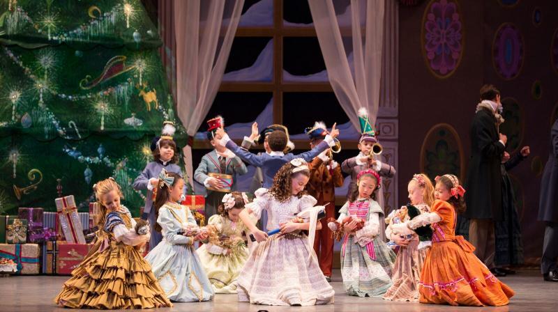 BWW Review: MIAMI CITY BALLET PRESENTS GEORGE BALANCHINE'S NUTCRACKER BALLET at Dorothy Chandler Pavilion