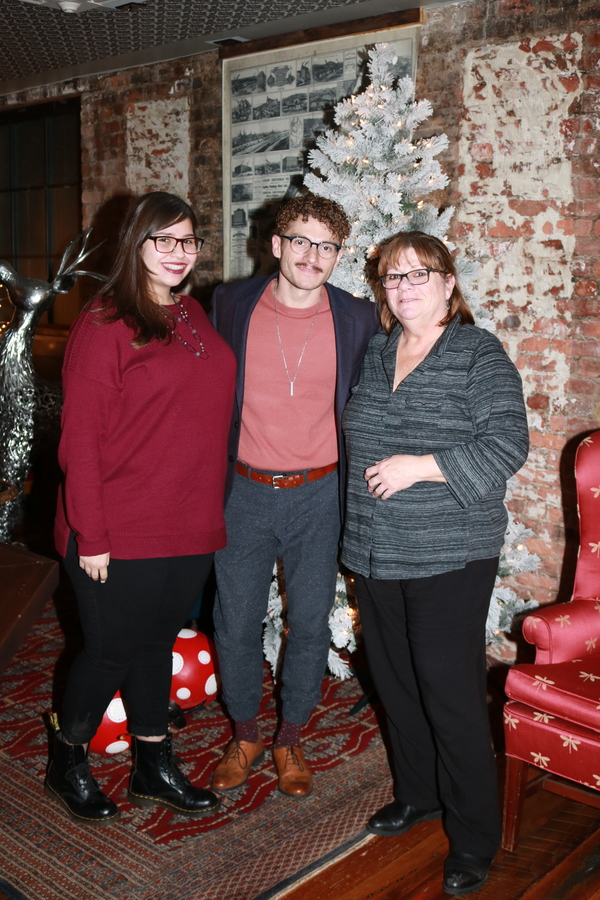 Photo Coverage: Daniel Reichard Celebrates 11th Annual Holiday Brunch!