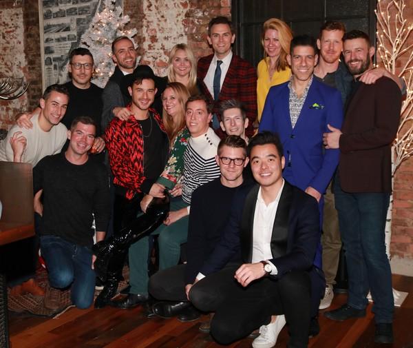 Photo Coverage: Daniel Reichard Celebrates 11th Annual Holiday Brunch!
