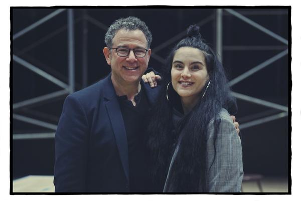 Marc Platt and Sonya Tayeh