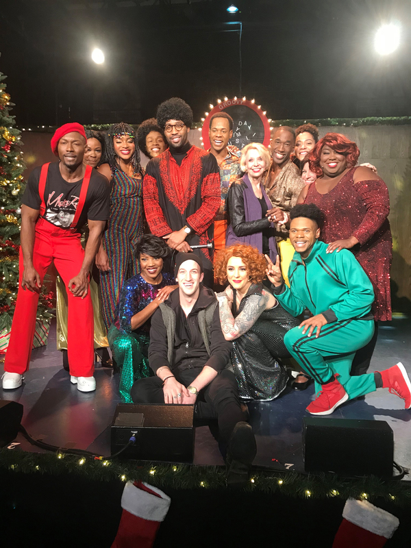 Photos: Naomi Campbell, Marc Jacobs, Lilli Cooper and More Feature in A SOULFUL CHRISTMAS