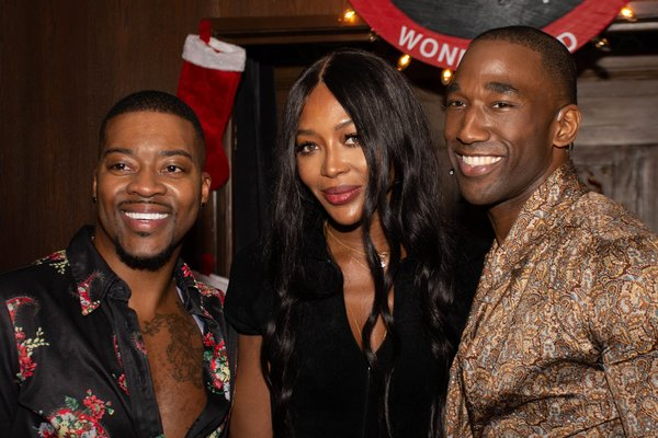Photo Flash: Naomi Campbell, Marc Jacobs, Lilli Cooper and More Feature in A SOULFUL CHRISTMAS