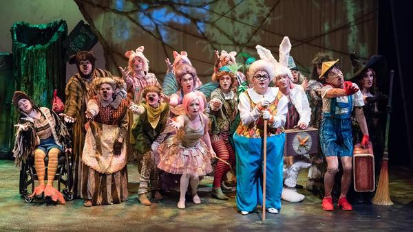Photo Flash: Get A First Look At Beck Center's SHREK THE MUSICAL