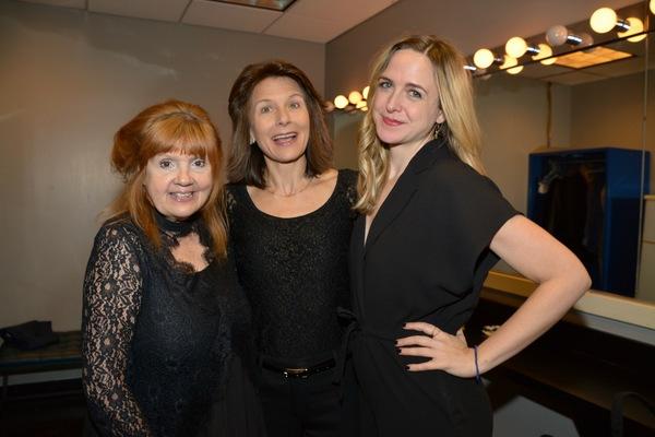 Annie Golden, Jennifer Van Dyck and Clea Alsip