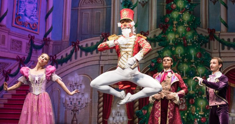 BWW Feature: MOSCOW BALLET'S GREAT RUSSIAN NUTCRACKER:  SPECIAL PERFORMANCE 12/19/18 at @ The Younes And Soraya Nazarian Center For The Performing Arts (The Soraya)