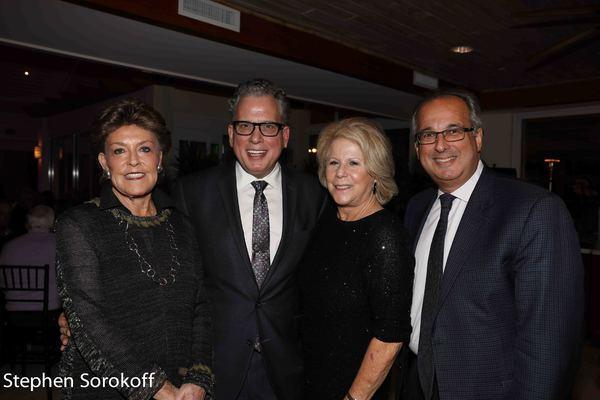 Judith Konigsberg, Billy Stritch, Judith Schultz, Craig Neier, William Clare Entertainment