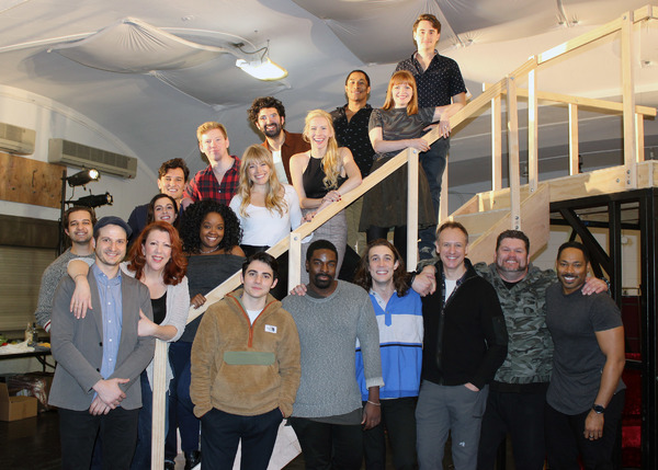 Photo Flash: Meet the Cast of Paper Mill's MY VERY OWN BRITISH INVASION