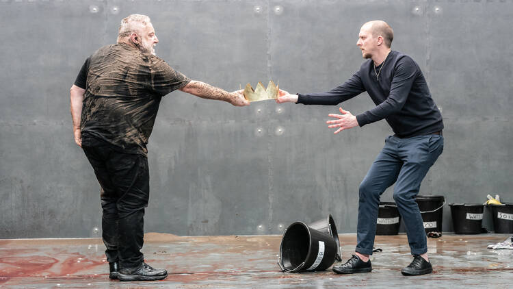 BWW Review: THE TRAGEDY OF KING RICHARD THE SECOND,  Almeida Theatre