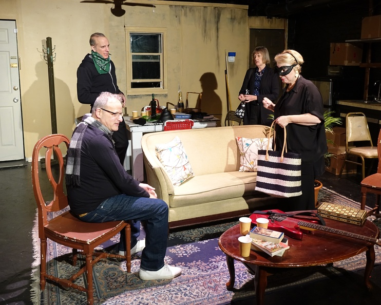 BWW Review: Parental Supervision is Not Optional in Solnik's THE BOHEMIANS