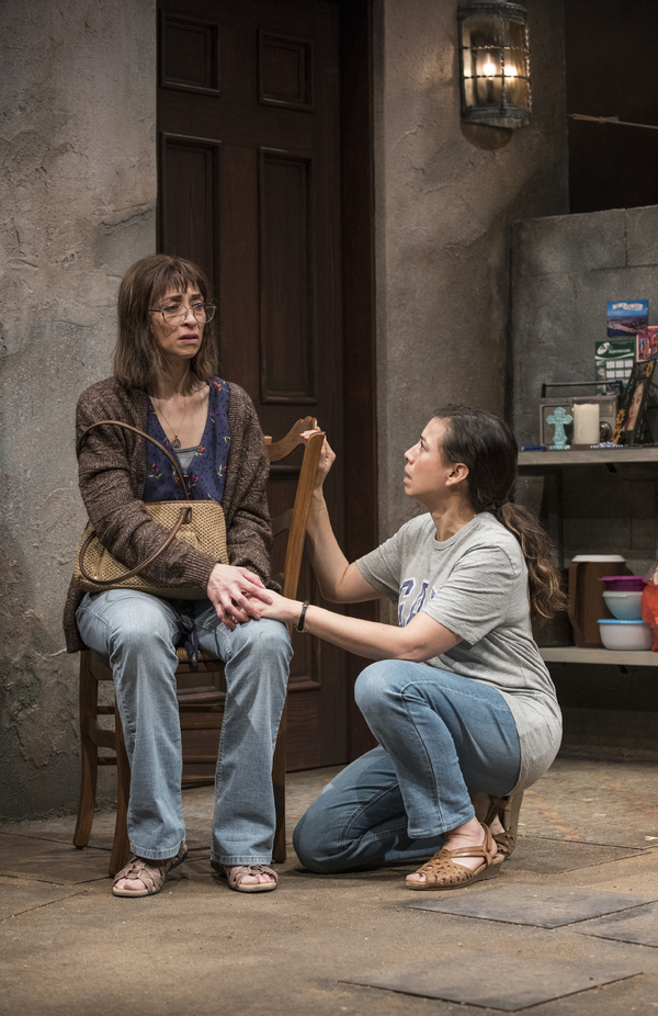 Charín Alvarez, Sandra Delgado Photo