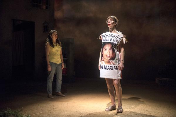 Sandra Delgado, Charín Alvarez Photo