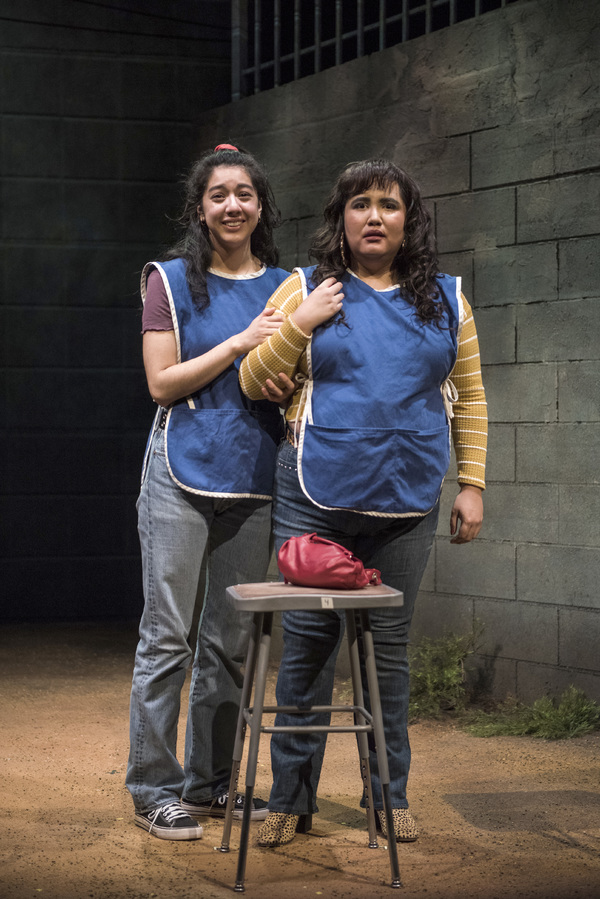 Cher Álvarez, Karen Rodriguez