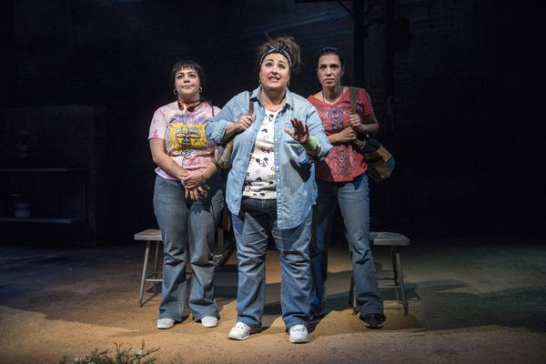Isabella Gerasole, Mari Marroquin, and Alice da Cunha Photo