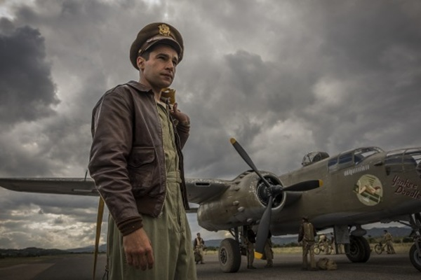 Photo Flash: See a First Look of George Clooney, Hugh Laurie in Hulu's CATCH-22
