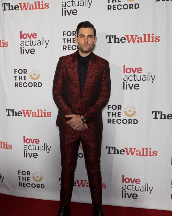Photo Coverage: Star Studded Red Carpet And After Party of LOVE ACTUALLY LIVE At The Wallis