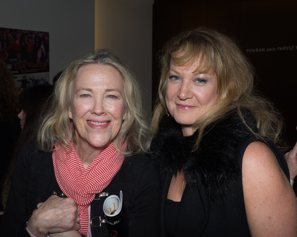 Catherine O'Hara and For The Record Producer Siobhan O'Neil Photo