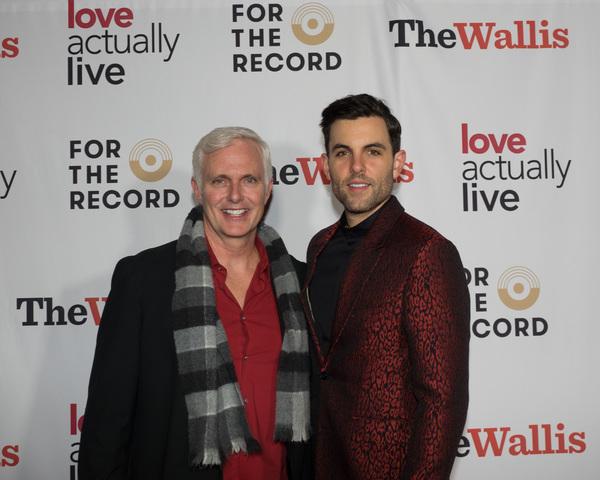 Patrick Cassidy and Zak Resnick Photo