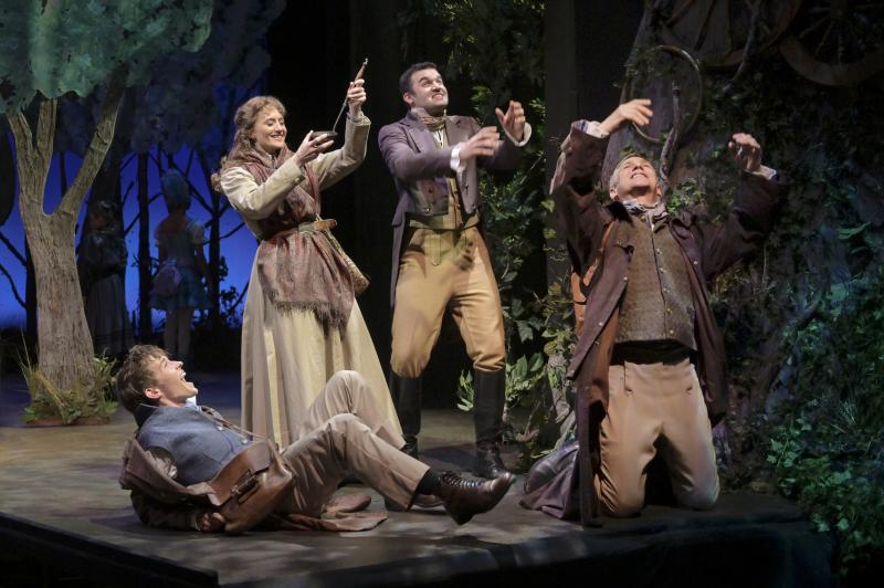 BWW Review: A Pleasing TUCK EVERLASTING Charms at TheatreWorks Silicon Valley