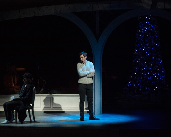 Photo Flash: LOVE ACTUALLY LIVE Brings The Holidays To The Wallis