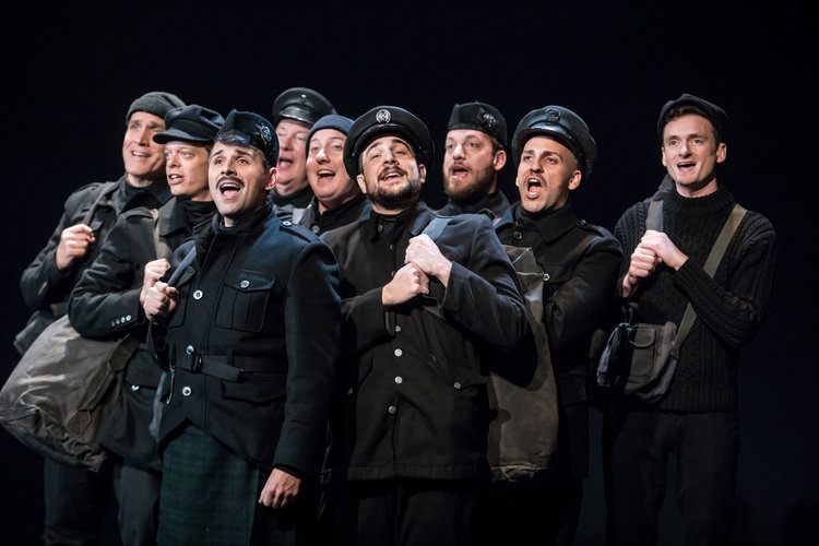 BWW Review: Peter Rothstein's Extraordinarily Moving and Beautifully Realized ALL IS CALM: THE CHRISTMAS TRUCE OF 1914